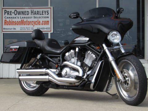2004 Harley-Davidson V-Rod VRSCB   - Lots of Customizing