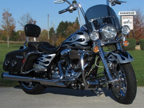 2012 Harley-Davidson Road King Classic FLHRC   - 5,400 Miles -  ONLY $42 Week -  $15,000 in Options