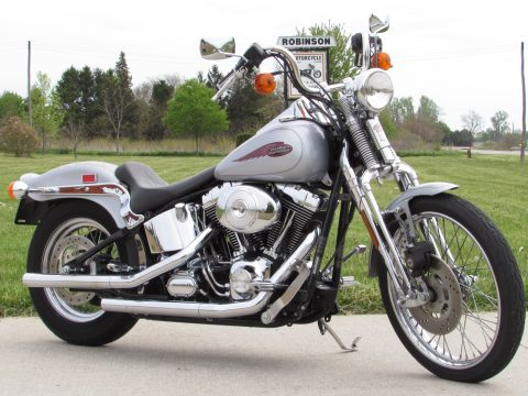 2000 Harley-Davidson Softail Springer FXSTS  - Immaculate 27,400 Local KM - Low $28 Week