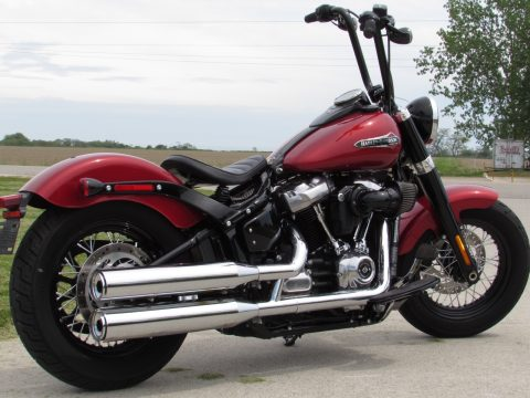 2018 Harley-Davidson Softail Slim FLSL  M8 107ci Motor - $4,000 in Customizing - from $49 Week