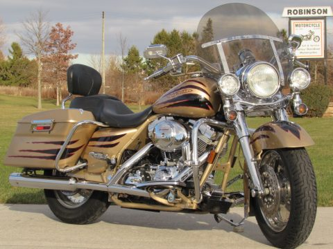 2003 Harley-Davidson CVO Road King FLHRSE   - 100th Ann - 103 Motor - $37 Week