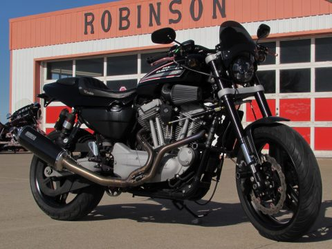 2009 Harley-Davidson XR1200X  - Low 20,050 KM - over $5,500 in Options - ONLY $29 Week