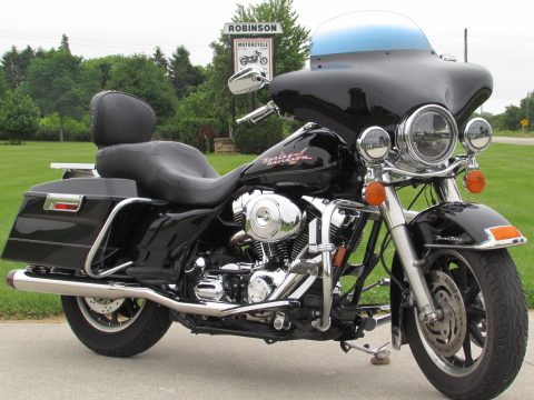 2004 Harley-Davidson Road King FLHR   - $4,500 in Customizing - Great Sounding Harley Carb