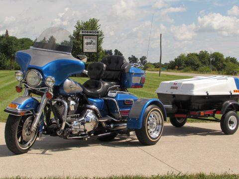 1996 Harley-Davidson Electra Glide Classic FLHTC  - Super Value $45 Week - Voyager Trike Kit