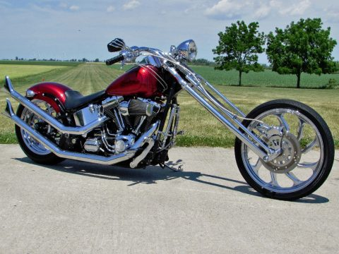 2006 Harley-Davidson Softail Springer FXSTS  One of a Kind - Chopper Style H-D Softail Springer