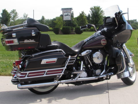 1996 Harley-Davidson Tour Glide FLTCUI  LAST Year COLLECTOR Evo - MINT and RARE - Tight and Smooth