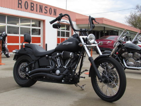 2007 Harley-Davidson Night Train  FXSTB   - $5,000 in Options - ONLY $34 Weekly - 6 Speed, 96ci Motor