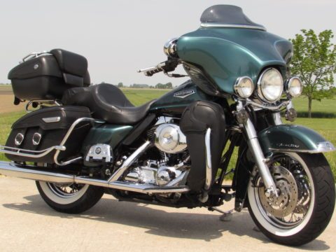 2000 Harley-Davidson Road King Classic FLHRC   - $22 Weekly - Or 9,900 Full Fairing - Exhaust, Stage 1 and Loaded!
