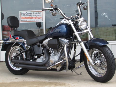 """2000 Harley-Davidson Softail FXST   - ONLY $24 Weekly - Stage 1 Exhaust - 16"""" Front Wheel"""