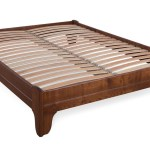 Solid Wood Slatted Bed Frame Robinsons Beds