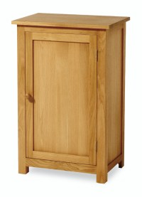 Oak Doors: Oak Storage Cabinet With Doors