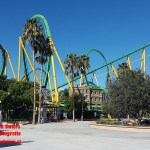 Six Flags Magic Mountain – 2019