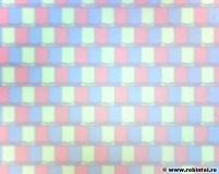 Cristale RGB într-un LCD