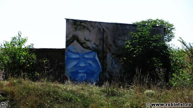 Un grafitti cam horror