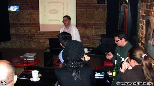 Publicul prezent la atelierul celor de la 2Parale.ro