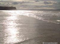 Plaja de la Castlerock, Irlanda de Nord (Oceanul Atlantic de Nord)
