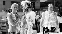 Petrecere cu spumă și muzică (http://www.robintel.ro/lansare-gerovital-pure/)