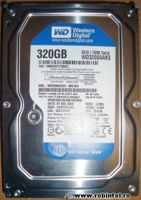 Hard disk-ul de pe care vreau să mut datele