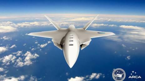Avionul supersonic IAR - 111 Excelsior (6)