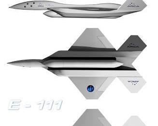 Avionul supersonic IAR - 111 Excelsior (8)