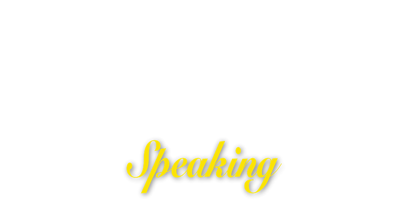 Speaking Info