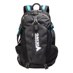 Viking Backpack Black & White 40 Liter Skate-Pack