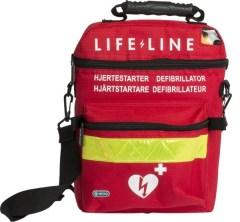 Hjertestarter Lifeline bæreveske