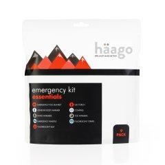 Nødhjelpspakke Häago - for uventet opphold ute