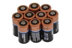 Zoll Batteri 123 A