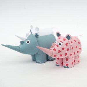 Rhino to download and make