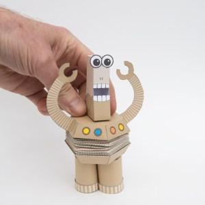 Whistling Robot