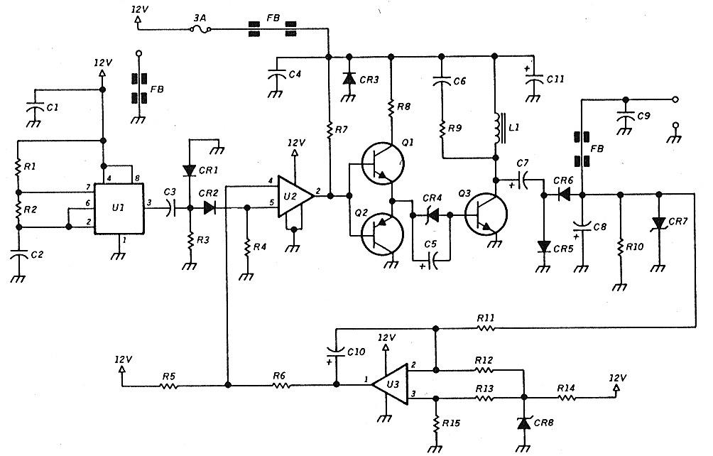 A transverter for 10.368 MHz