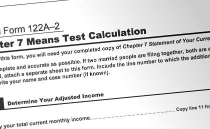 тест i по банкротству