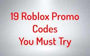 Roblox Promo Codes Fandom - Free Robux Hack No Scam