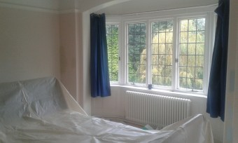 Endcliffe Pre-painting Preparation 1