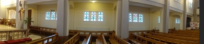 Main church area repaint 1