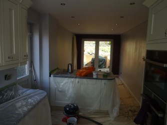 NW1 - Kitchen & Diner - Progress (1)