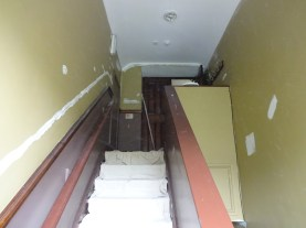 Stairs to Function Room Prep 1