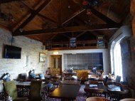 Dining area prep 2