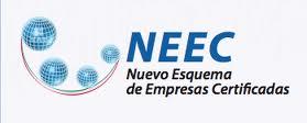 Nuevo Esquema de Empresas certificadas NEEC