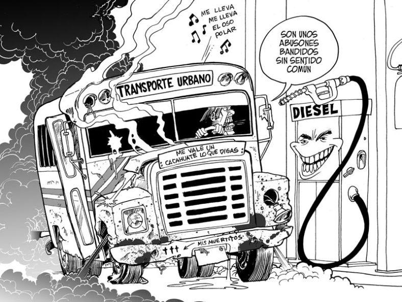 resoluciones favorables transporte publico