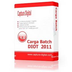 Carga batch Diot