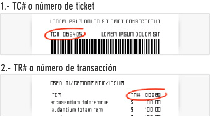 Facturacion ticket sams club