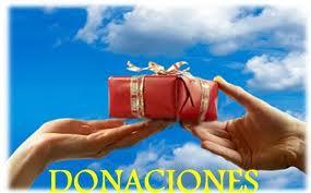 mercancía donada