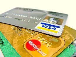 Tarjeta de credito pago de impuestos