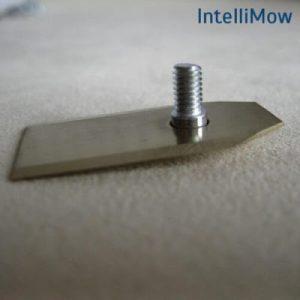 Klinge Einzelaufnahme 0,75mm Titan