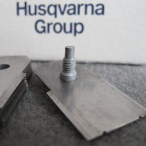 Husqvarna Originalmesser Longlife Einzelaufnahme