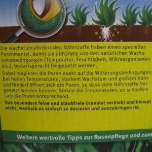 Wolf Garten Rasen Langzeitdünger Premium