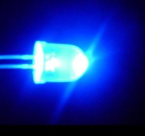led-azul