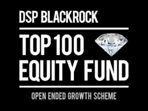 DSP Blackrock top 100 Equity Fund